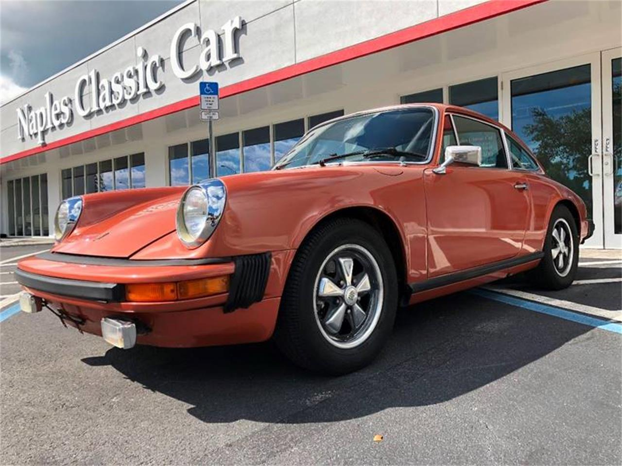 Large Picture of '74 Porsche 911 - Q1G0