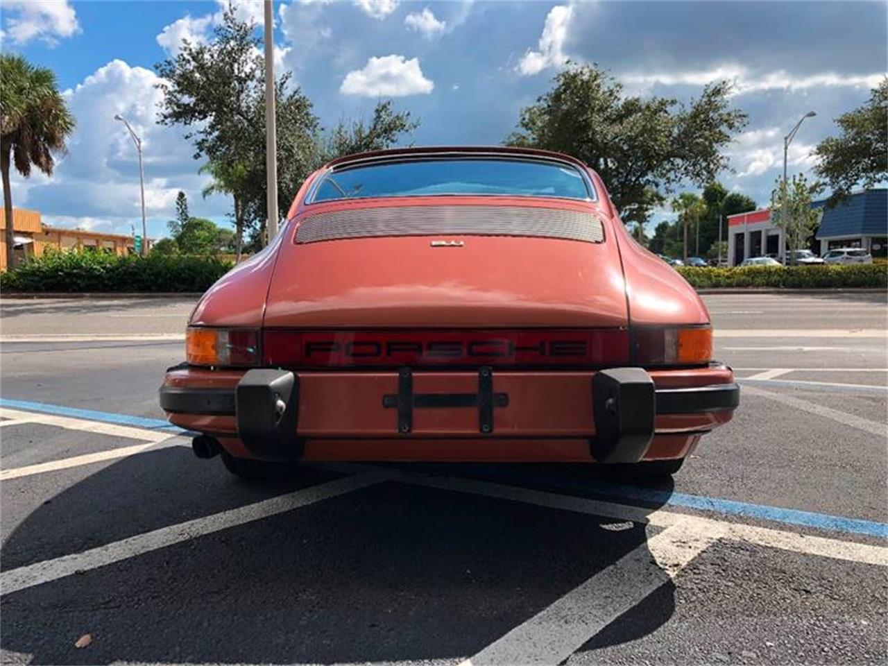 Large Picture of 1974 Porsche 911 located in Naples Florida - $55,000.00 Offered by Naples Classic Car - Q1G0
