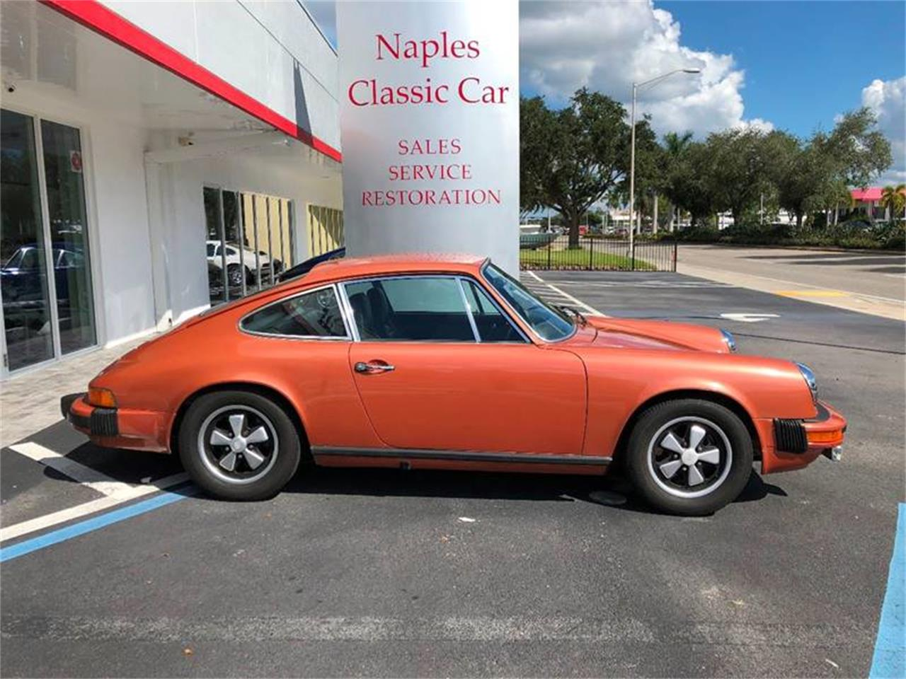 Large Picture of '74 Porsche 911 located in Naples Florida - Q1G0