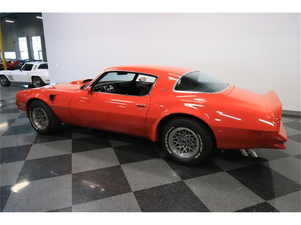Large Picture of '78 Firebird - PY0T