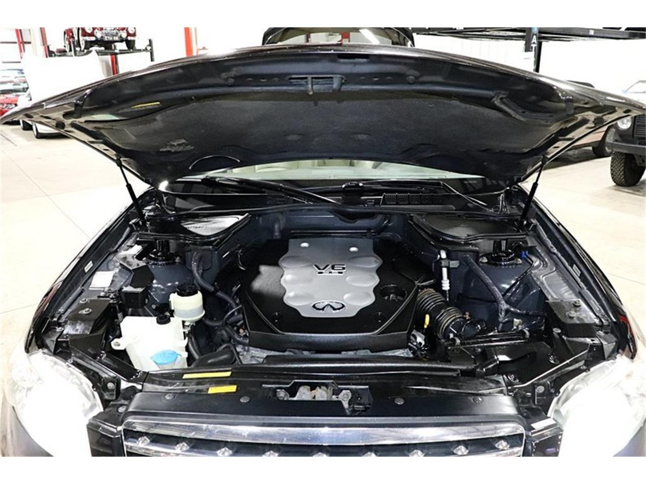 Large Picture of 2008 Infiniti FX35 located in Kentwood Michigan - PY0U