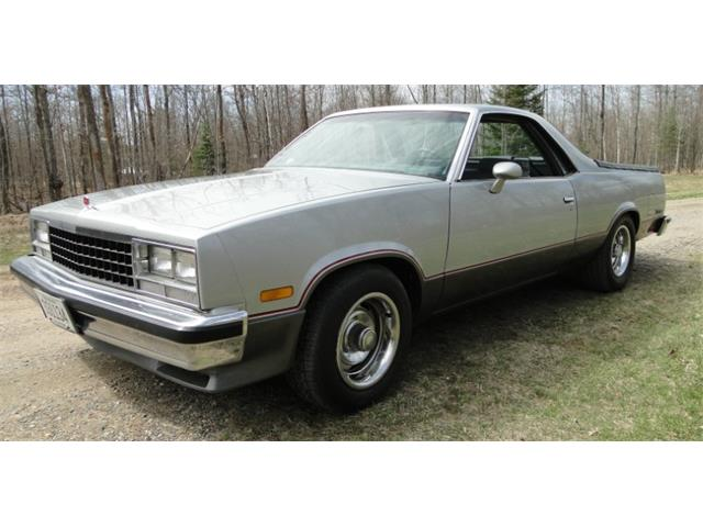 Picture of 1985 Chevrolet El Camino located in Minnesota - Q1GD
