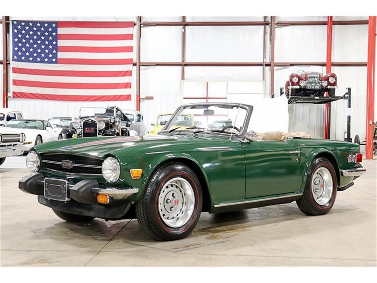 1976 Triumph Tr6 For Sale Classiccarscom Cc 1214954