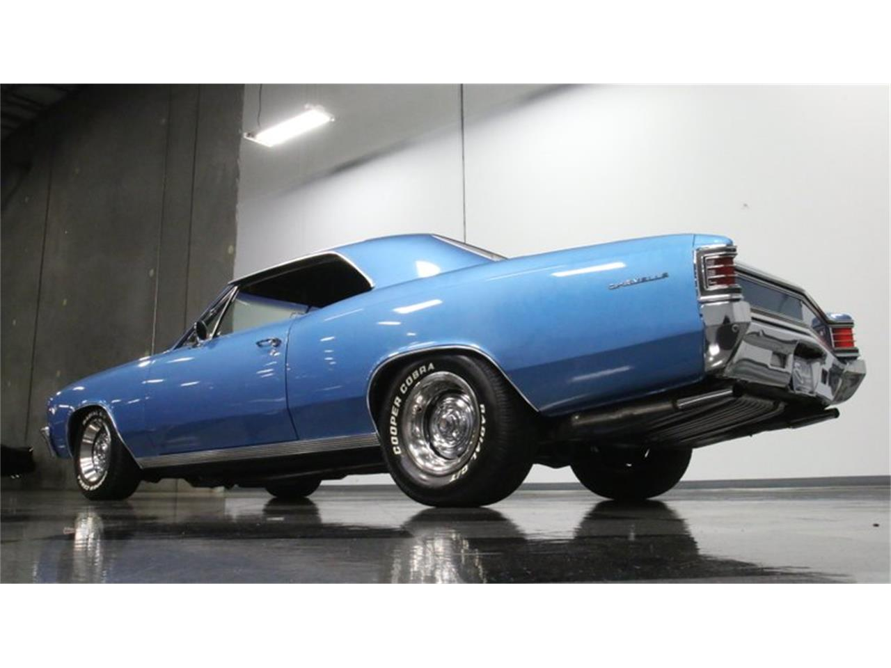 Large Picture of '67 Chevelle - Q1GY