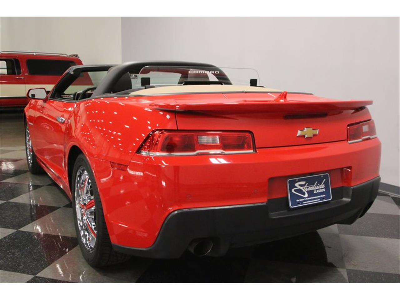 Large Picture of '14 Camaro - PY0X