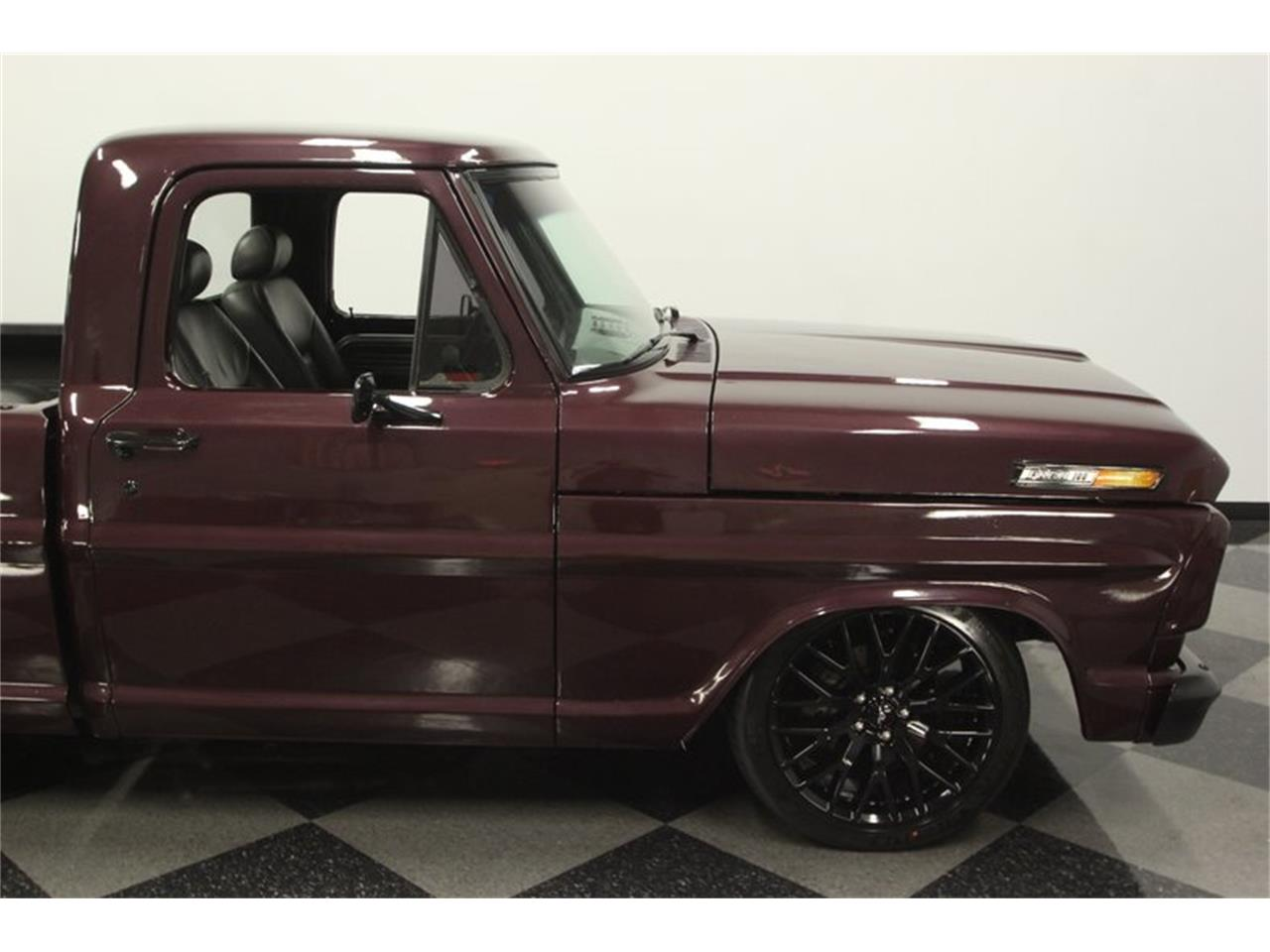 Large Picture of '69 F100 - Q1HS