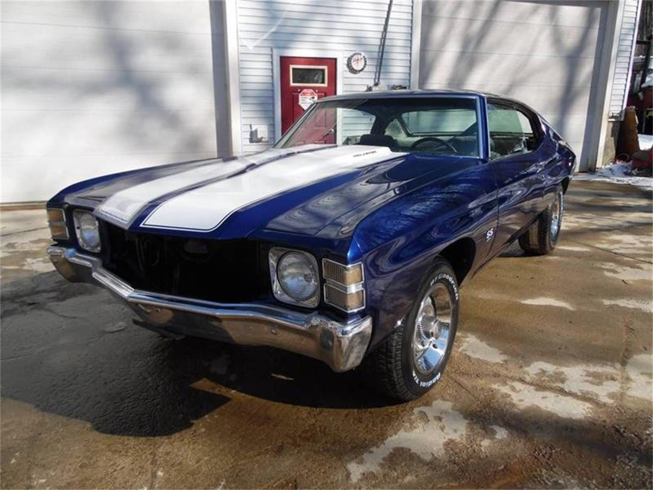 Large Picture of '71 Chevelle - Q1I2
