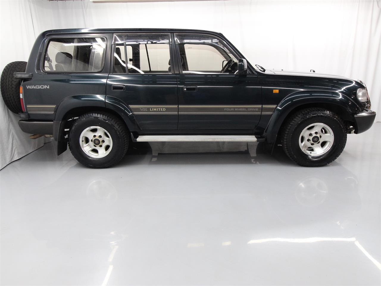 Large Picture of '93 Land Cruiser FJ - PY11