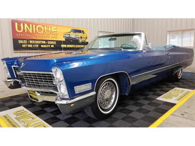 Picture of '67 DeVille located in Mankato Minnesota Offered by  - Q1IJ
