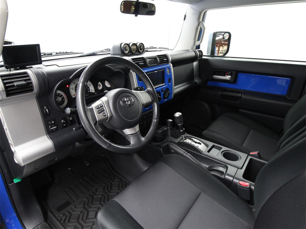 Large Picture of '08 Toyota FJ Cruiser - PY12