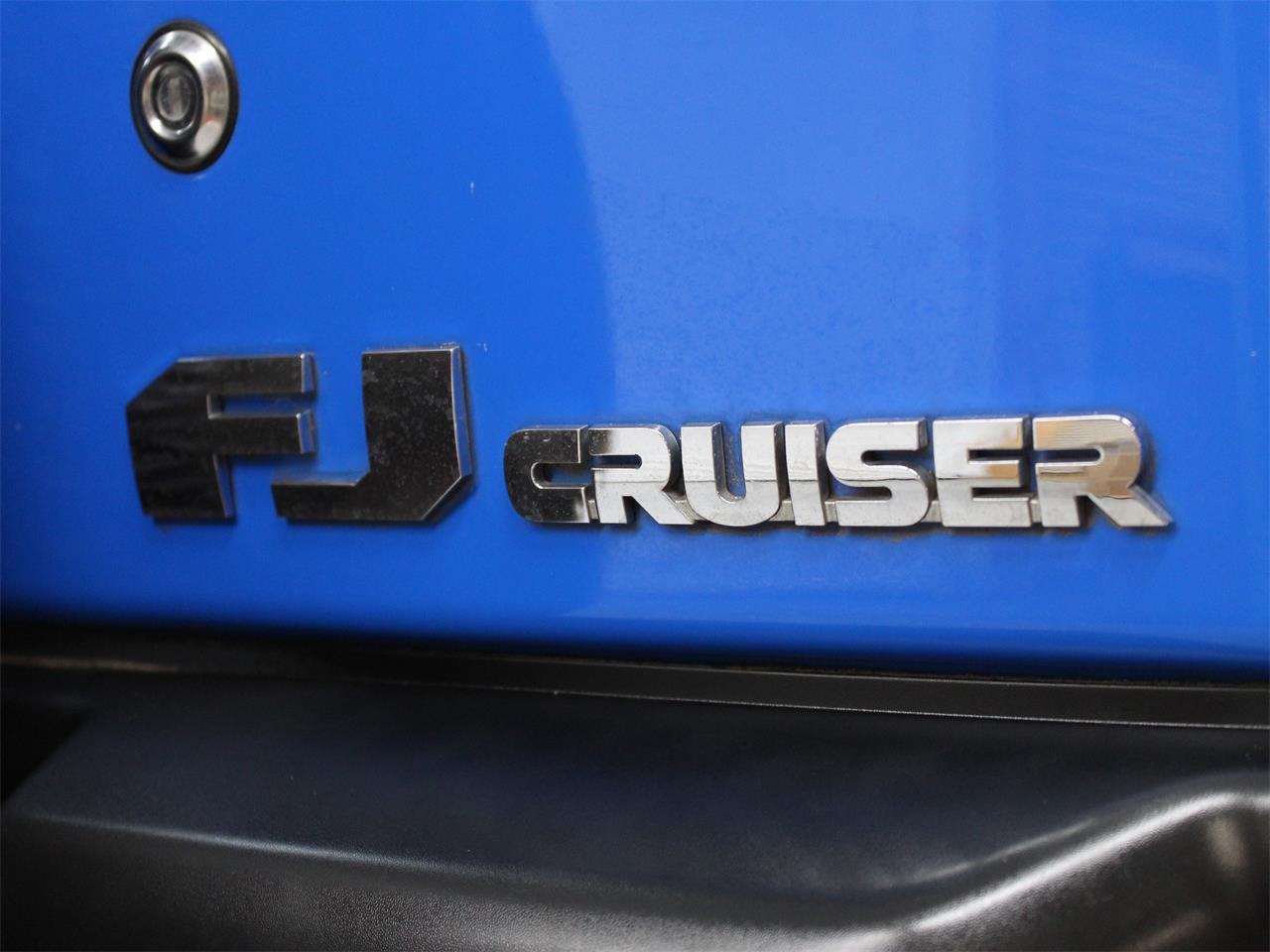 Large Picture of '08 FJ Cruiser Offered by Duncan Imports & Classic Cars - PY12