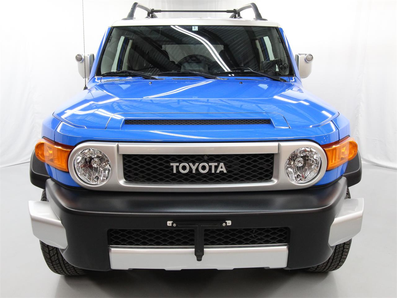 Large Picture of 2008 Toyota FJ Cruiser located in Christiansburg Virginia - PY12