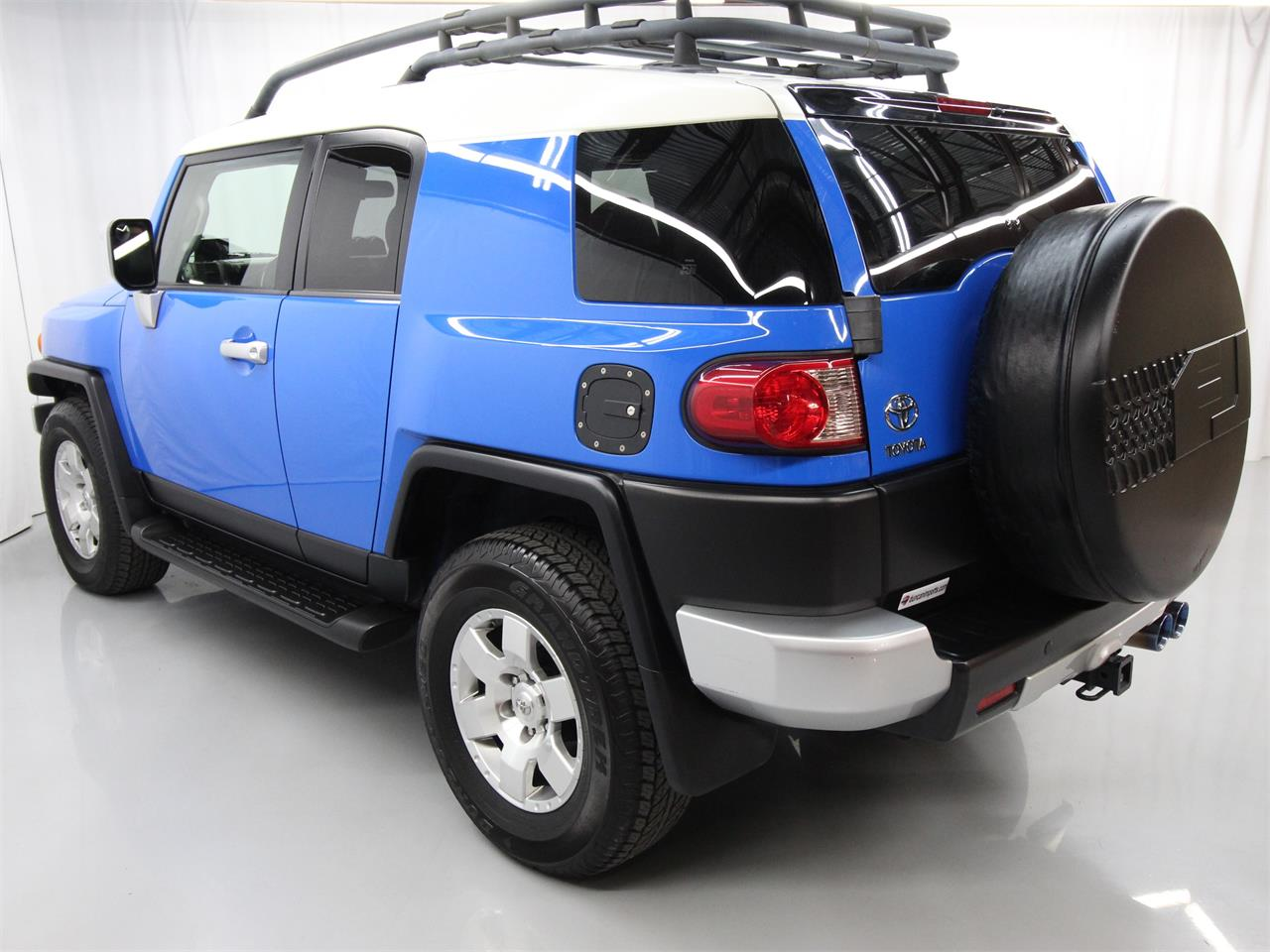 Large Picture of '08 FJ Cruiser - PY12