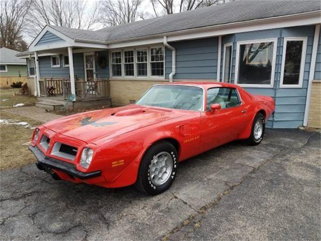 Large Picture of '74 Firebird Trans Am - Q1IL