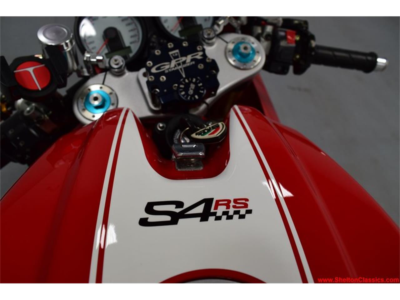 Large Picture of 2007 Ducati Monster - PY15