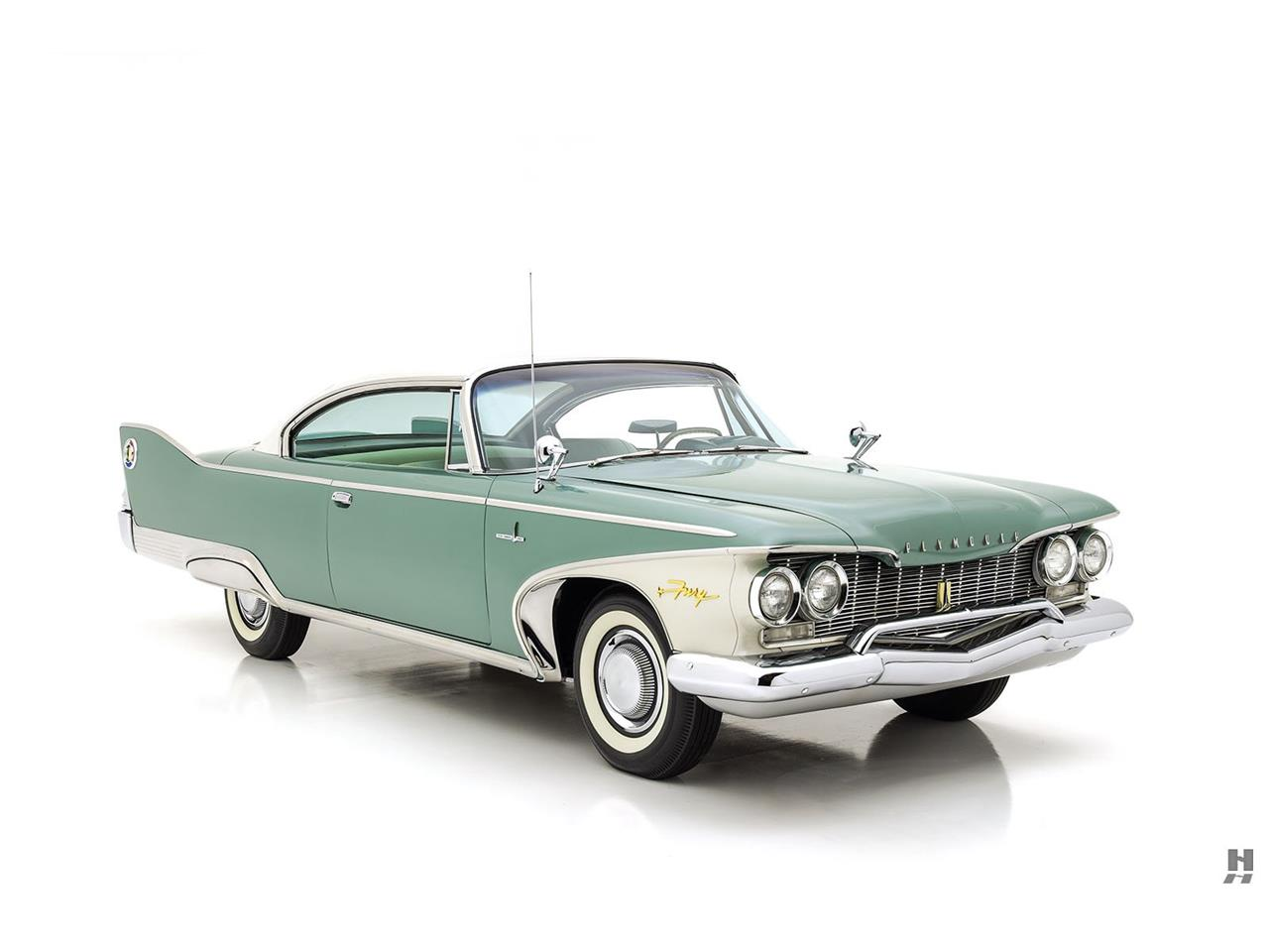 Large Picture of '60 Plymouth Fury - $69,500.00 - Q1JV