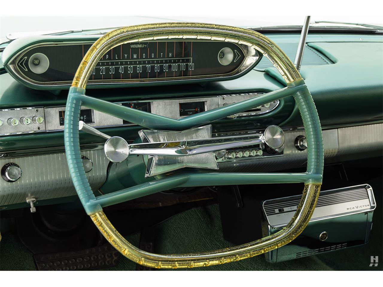 Large Picture of Classic 1960 Fury Offered by Hyman Ltd. Classic Cars - Q1JV