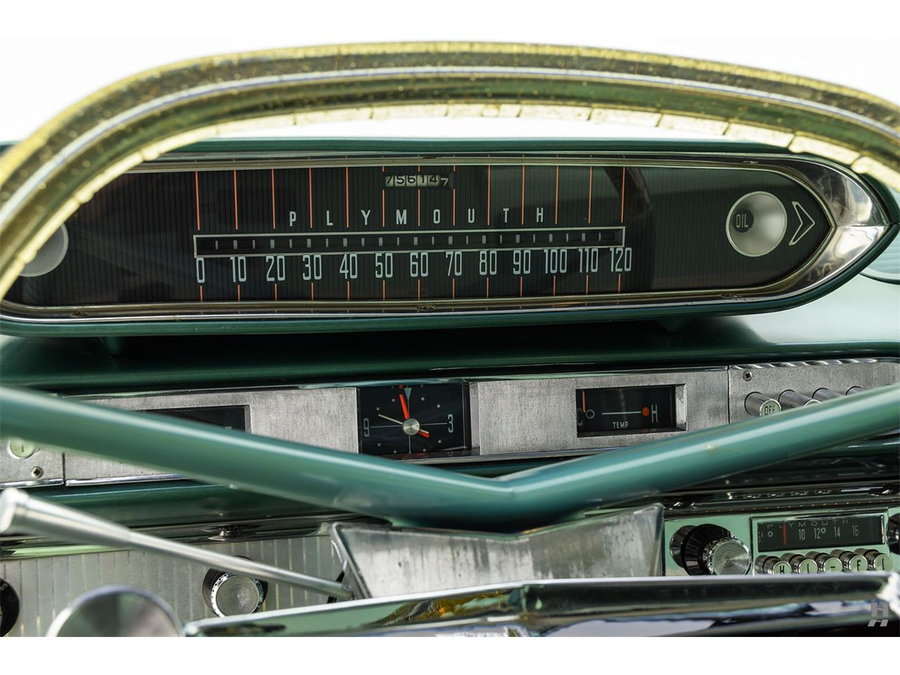 Large Picture of 1960 Plymouth Fury located in Saint Louis Missouri - $69,500.00 - Q1JV
