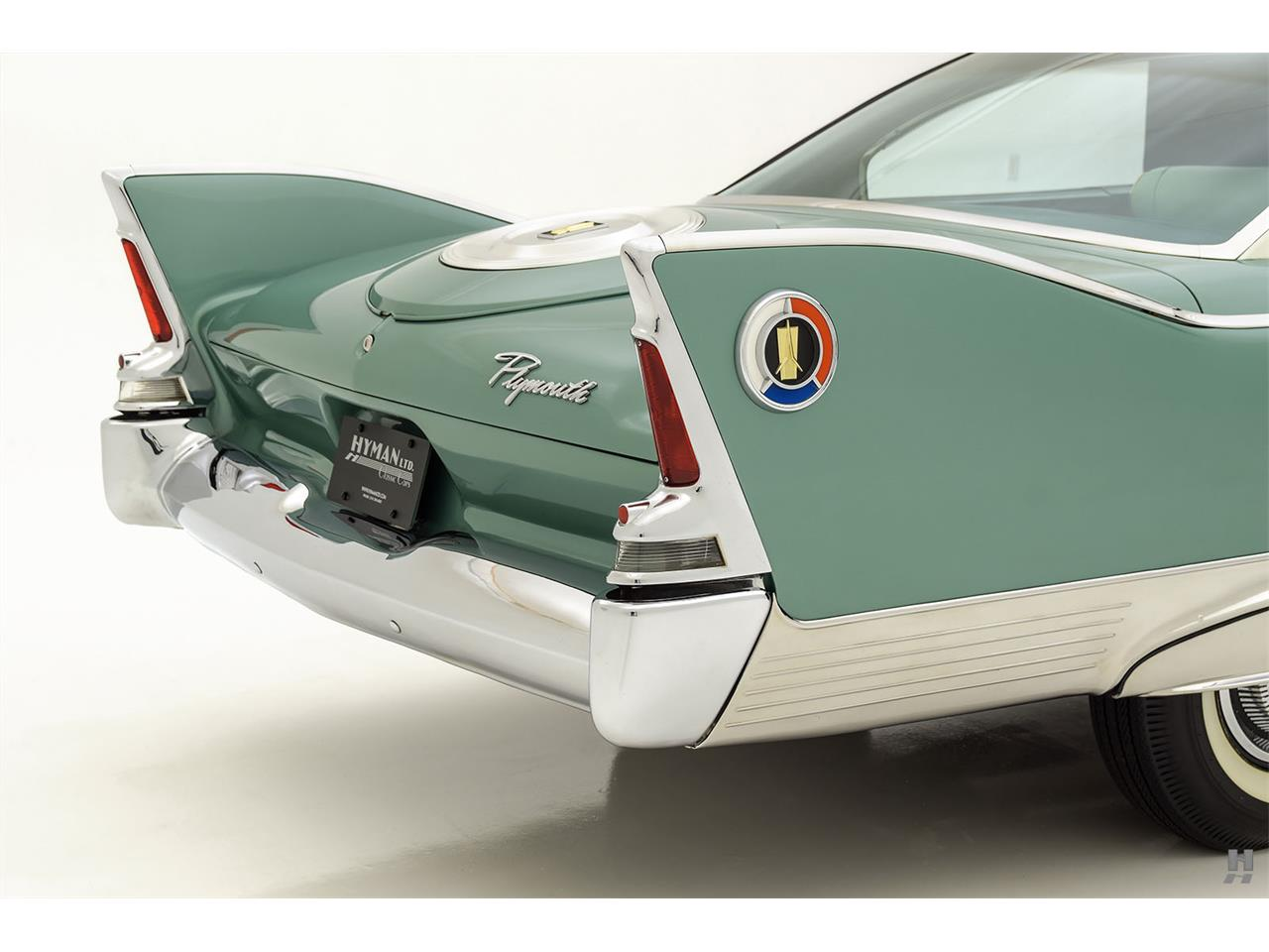 Large Picture of 1960 Fury located in Missouri Offered by Hyman Ltd. Classic Cars - Q1JV