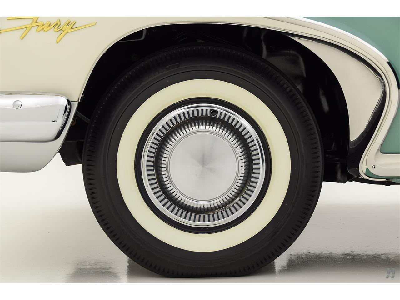 Large Picture of Classic 1960 Fury located in Missouri Offered by Hyman Ltd. Classic Cars - Q1JV