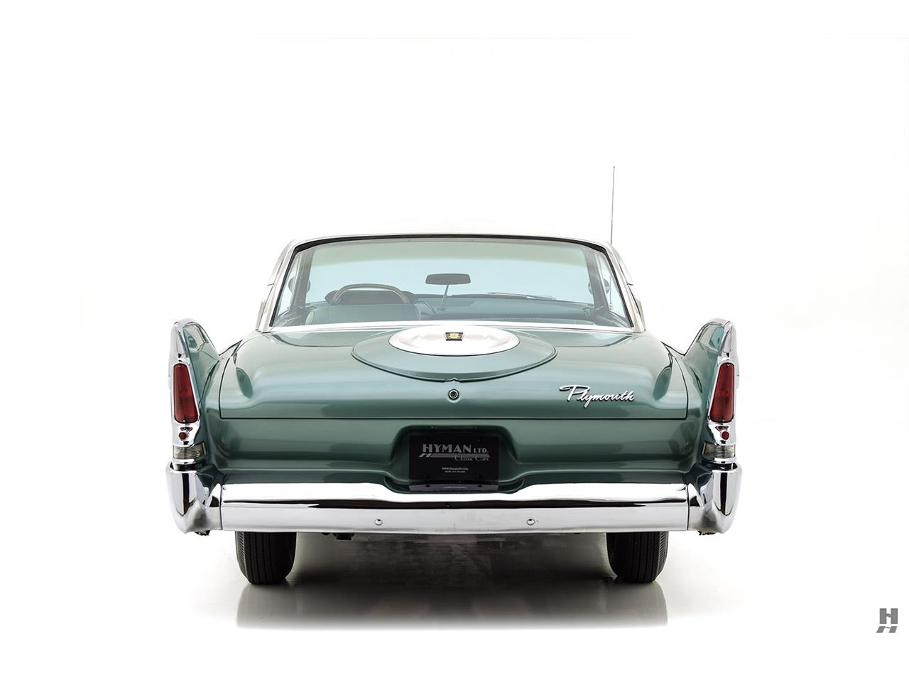 Large Picture of Classic 1960 Fury - Q1JV