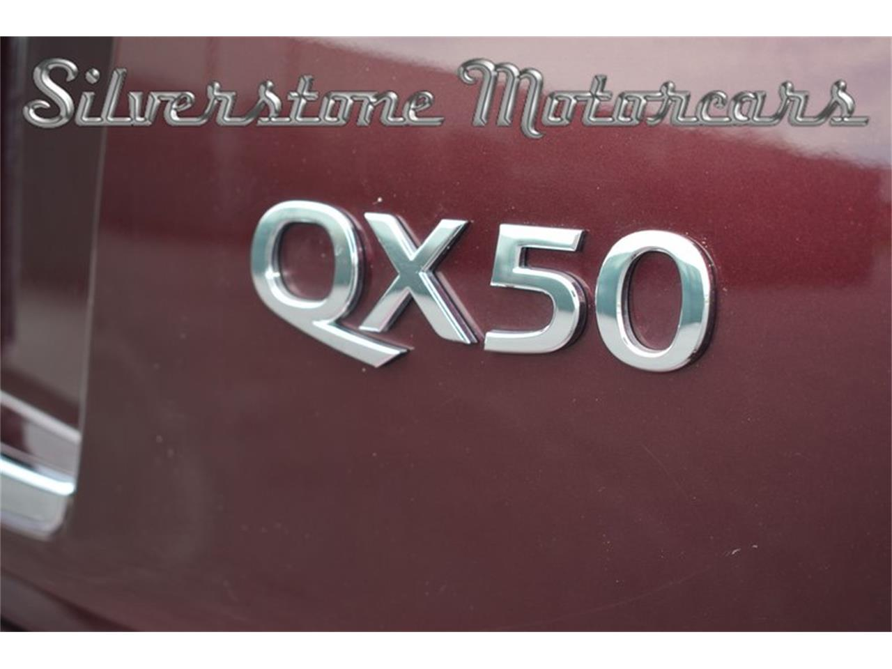 Large Picture of '15 QX50 - Q1JX