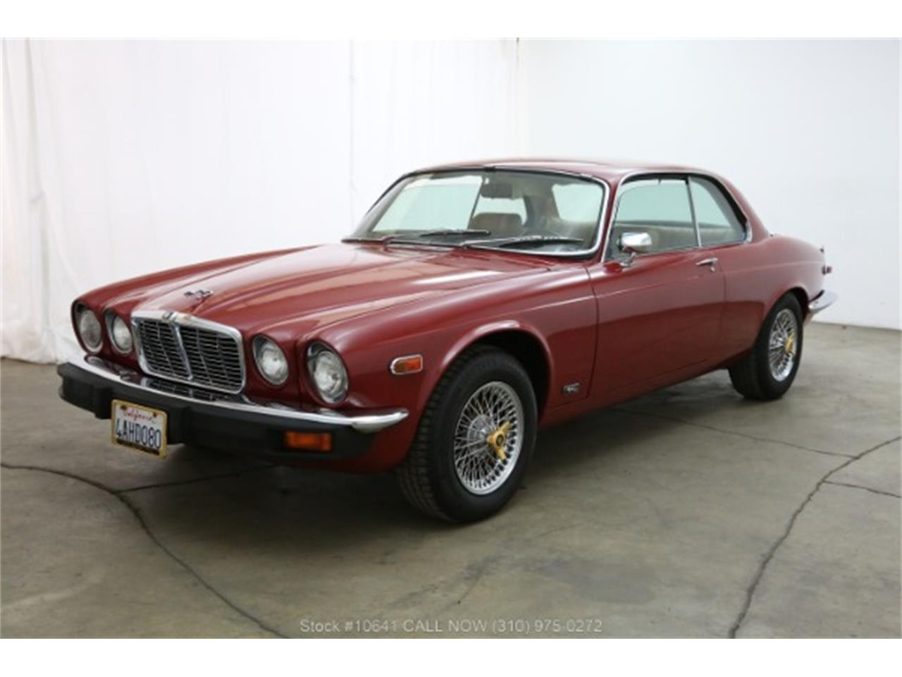 Large Picture of '76 XJ6 - PY18