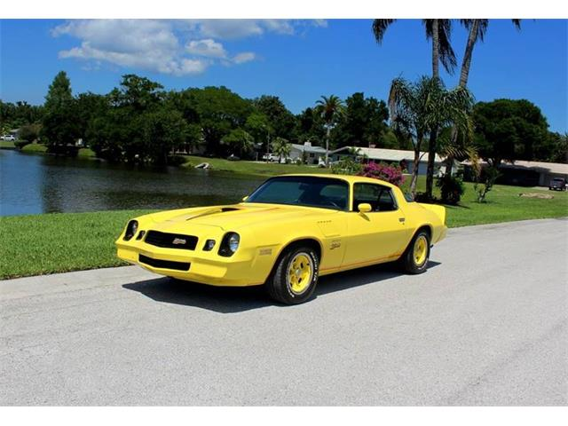 Picture of 1978 Chevrolet Camaro located in Clearwater Florida Offered by  - Q1KN