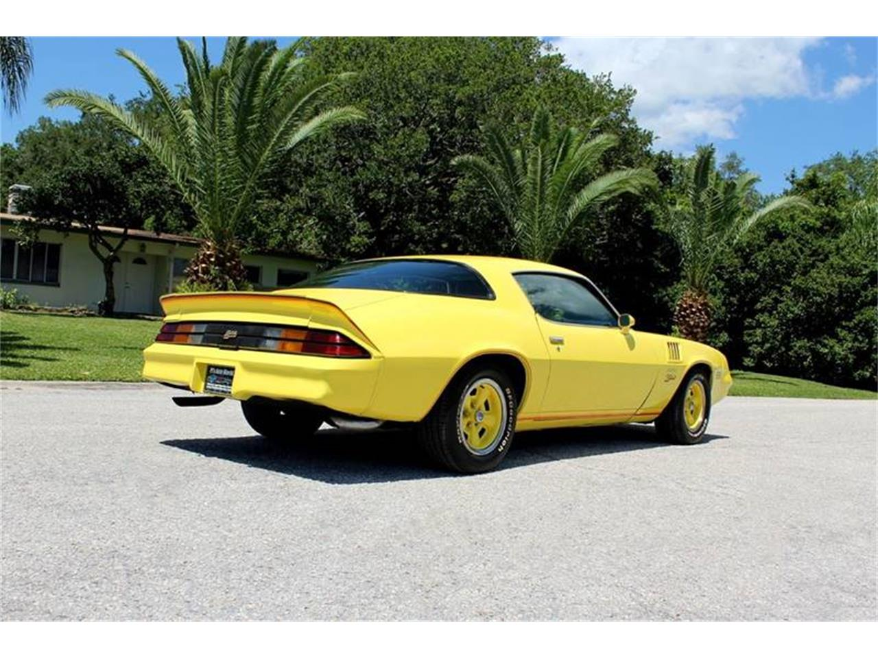 Large Picture of '78 Camaro - Q1KN