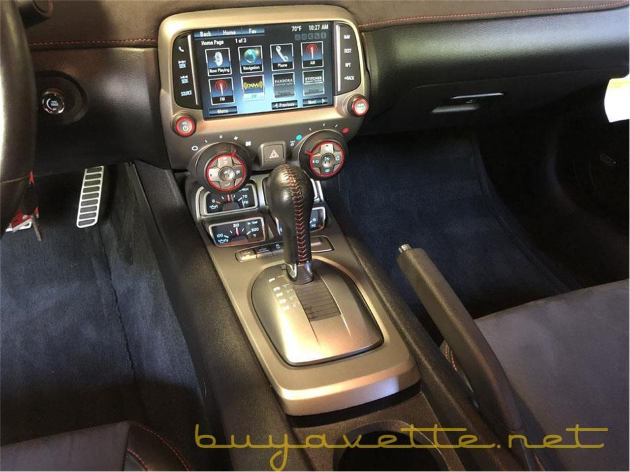 Large Picture of '13 Chevrolet Camaro located in Georgia Offered by Buyavette - Q1KQ