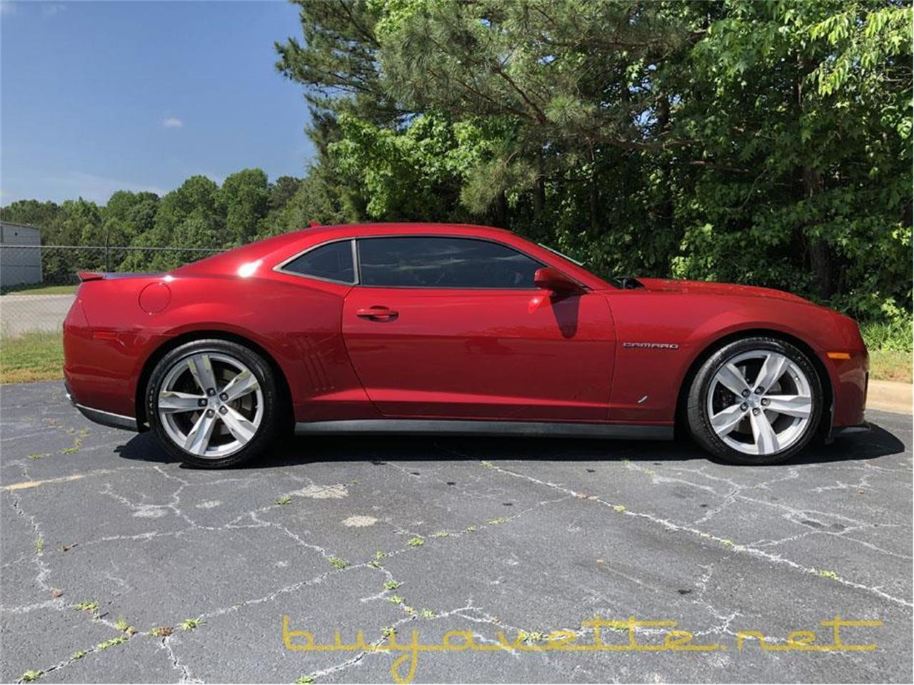 Large Picture of 2013 Chevrolet Camaro - Q1KQ