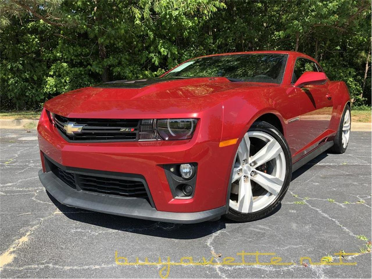 Large Picture of '13 Camaro Offered by Buyavette - Q1KQ