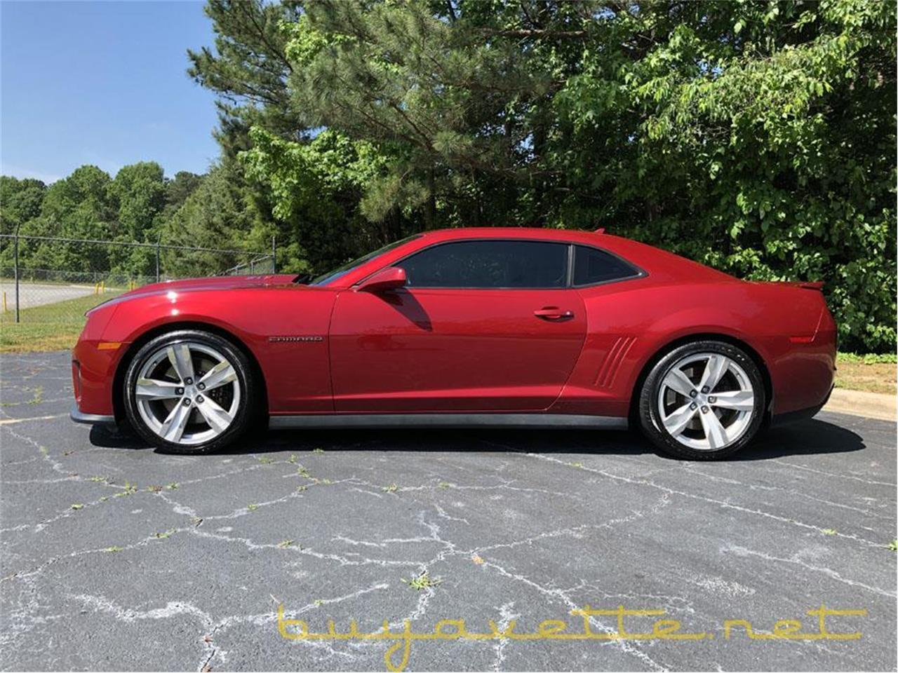 Large Picture of '13 Chevrolet Camaro Offered by Buyavette - Q1KQ