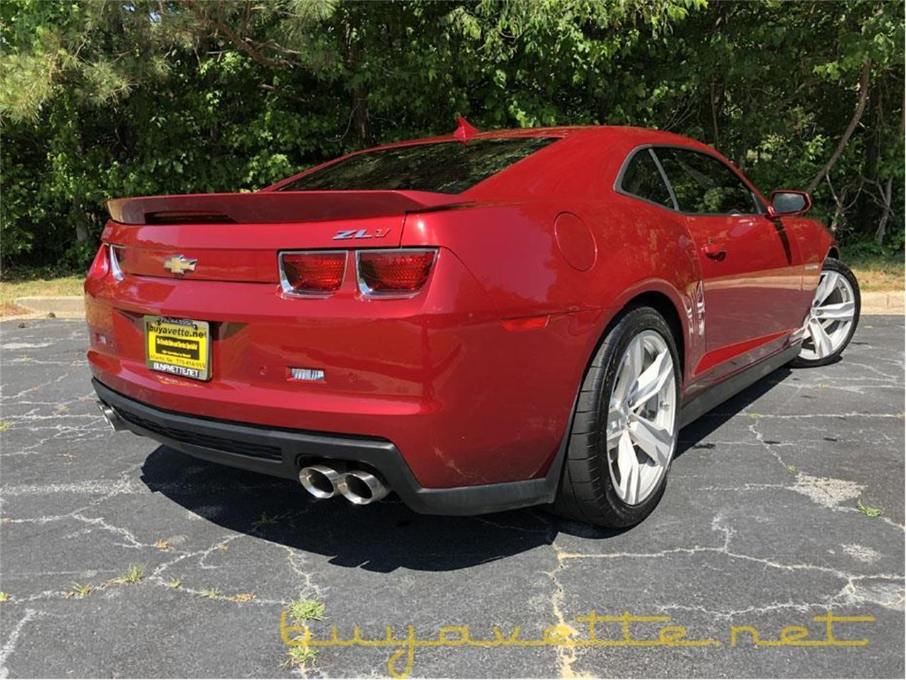 Large Picture of 2013 Camaro located in Atlanta Georgia Offered by Buyavette - Q1KQ