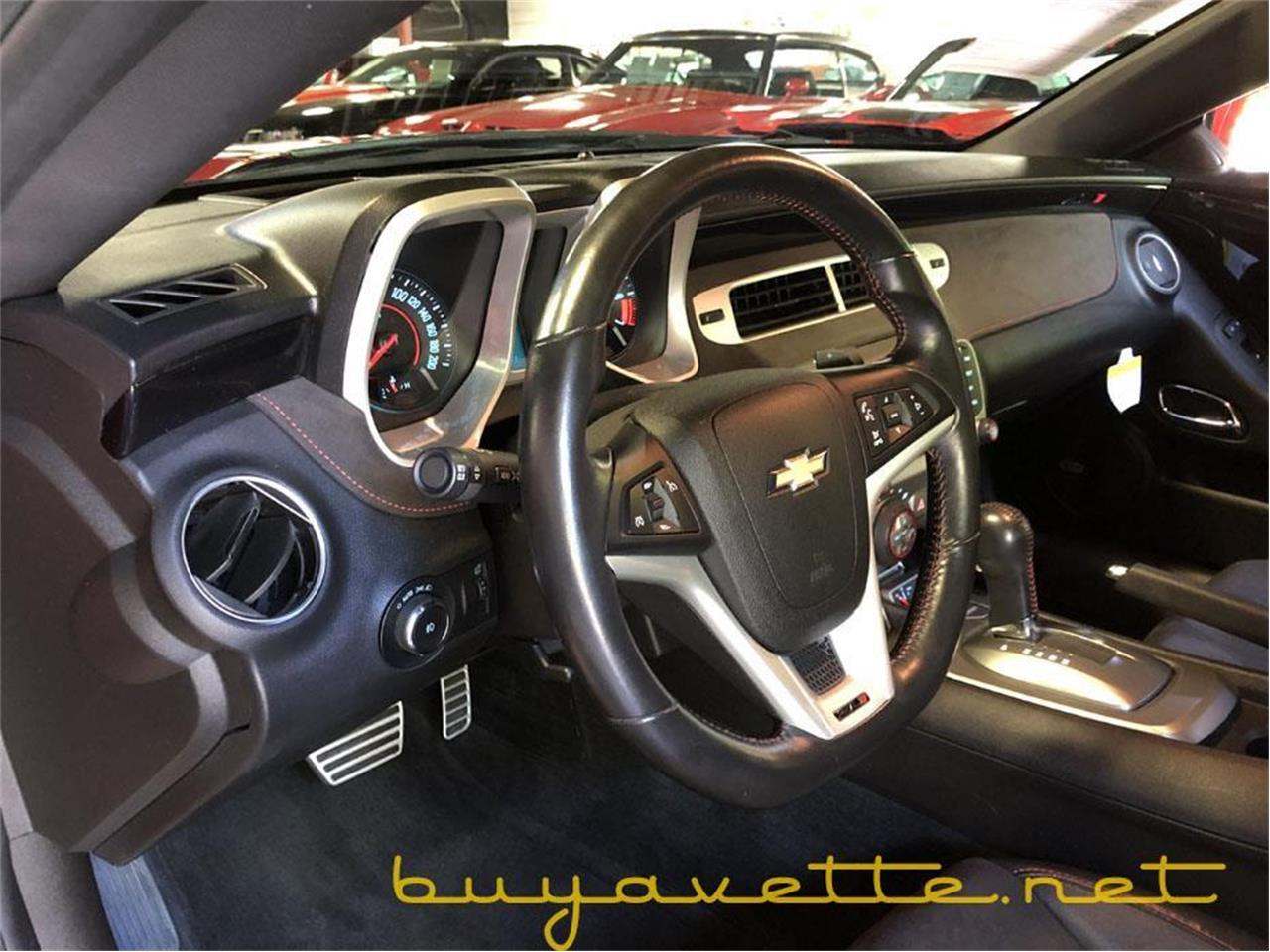 Large Picture of 2013 Chevrolet Camaro Offered by Buyavette - Q1KQ