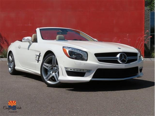 Picture of '13 SL-Class Offered by  - Q1KR