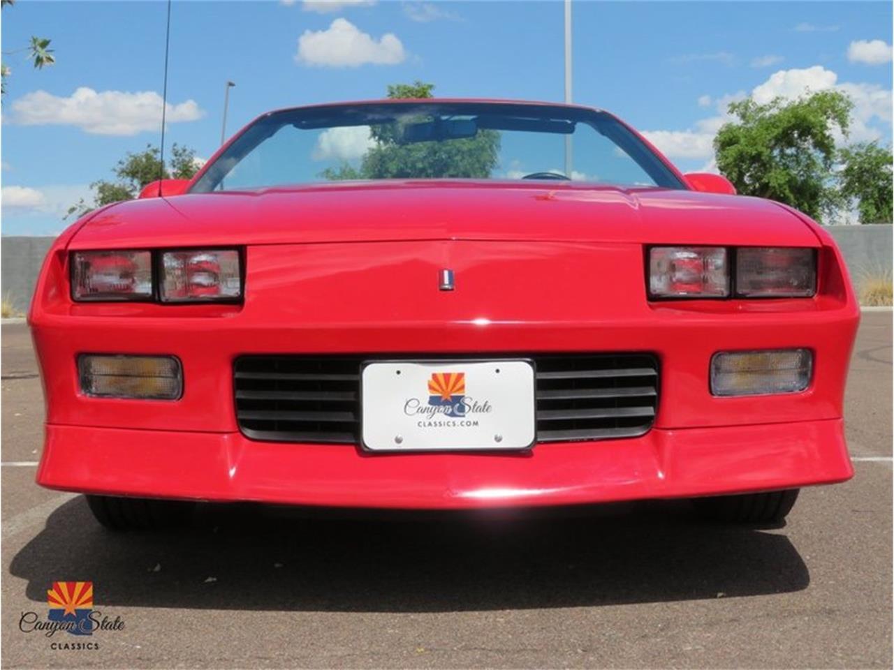 Large Picture of '91 Camaro - Q1KS
