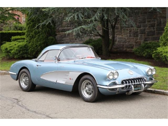 1958 Chevrolet Corvette For Sale On Classiccars Com