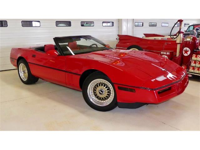 Picture of 1986 Corvette located in Columbus Ohio - $11,995.00 Offered by  - Q1LE