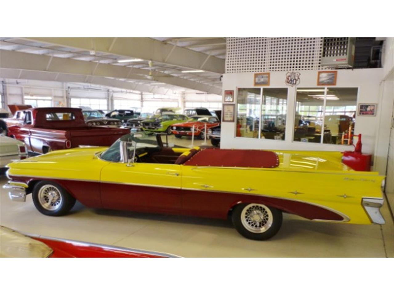 Large Picture of '59 Pontiac Star Chief located in Columbus Ohio - Q1LI