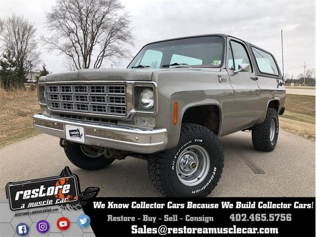 Picture of 1977 Chevrolet Blazer - $38,900.00 Offered by  - Q1LV