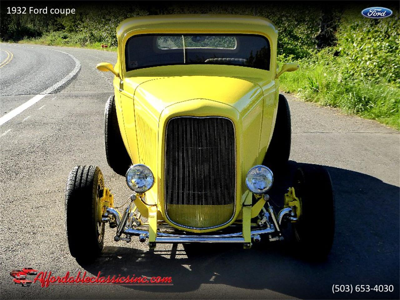 Large Picture of Classic '32 Ford Coupe - $37,500.00 - Q1LY