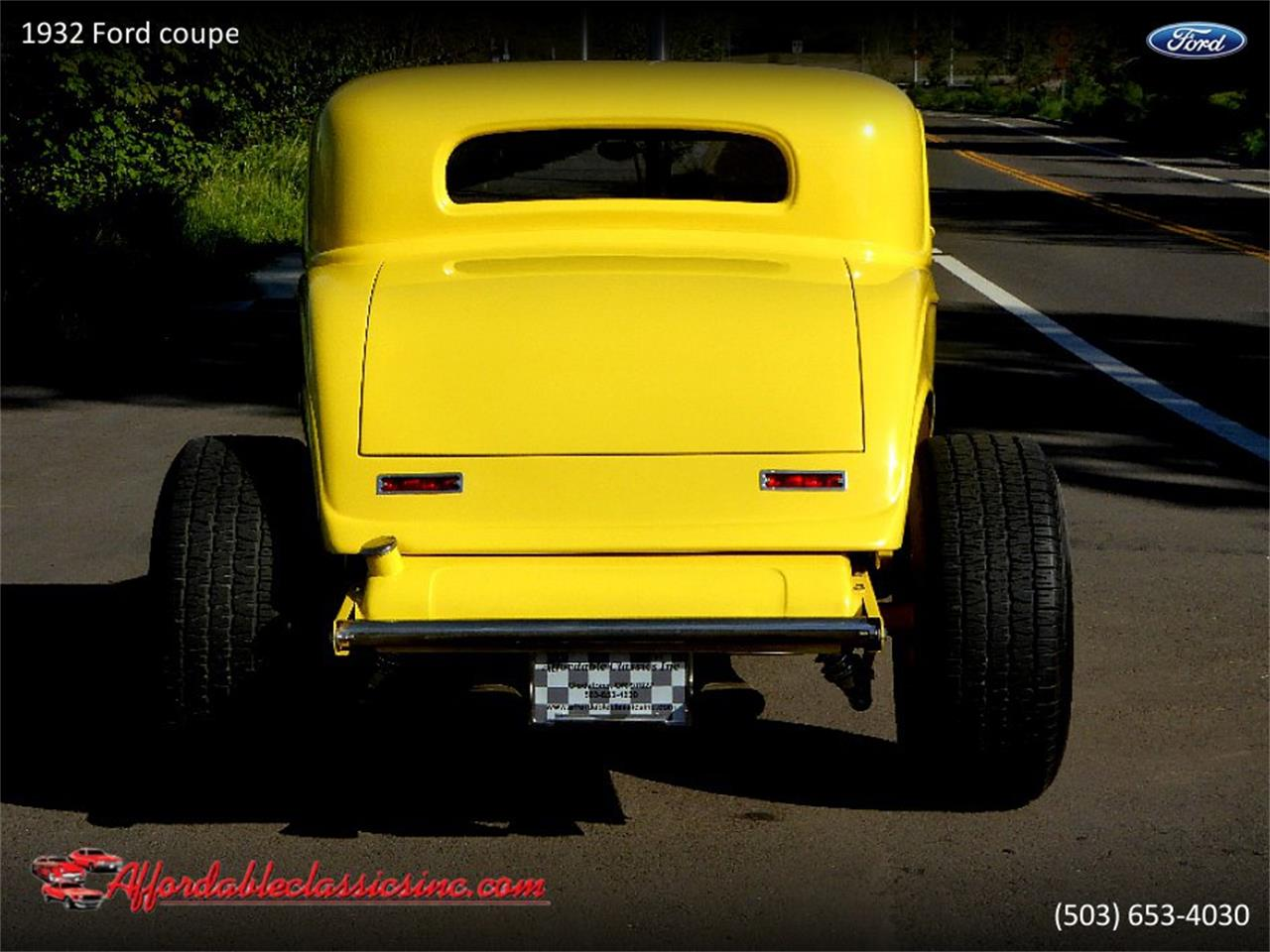 Large Picture of Classic 1932 Coupe located in Oregon Offered by Affordable Classics Inc - Q1LY