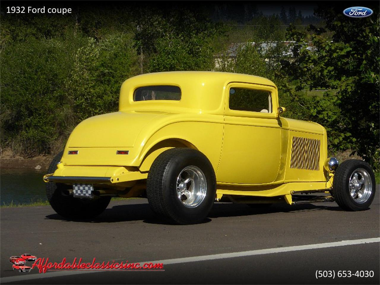 Large Picture of 1932 Coupe located in Gladstone Oregon Offered by Affordable Classics Inc - Q1LY