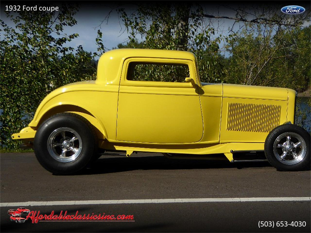 Large Picture of Classic 1932 Ford Coupe - $37,500.00 Offered by Affordable Classics Inc - Q1LY