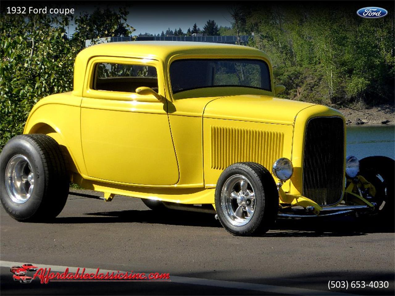 Large Picture of '32 Ford Coupe - $37,500.00 - Q1LY