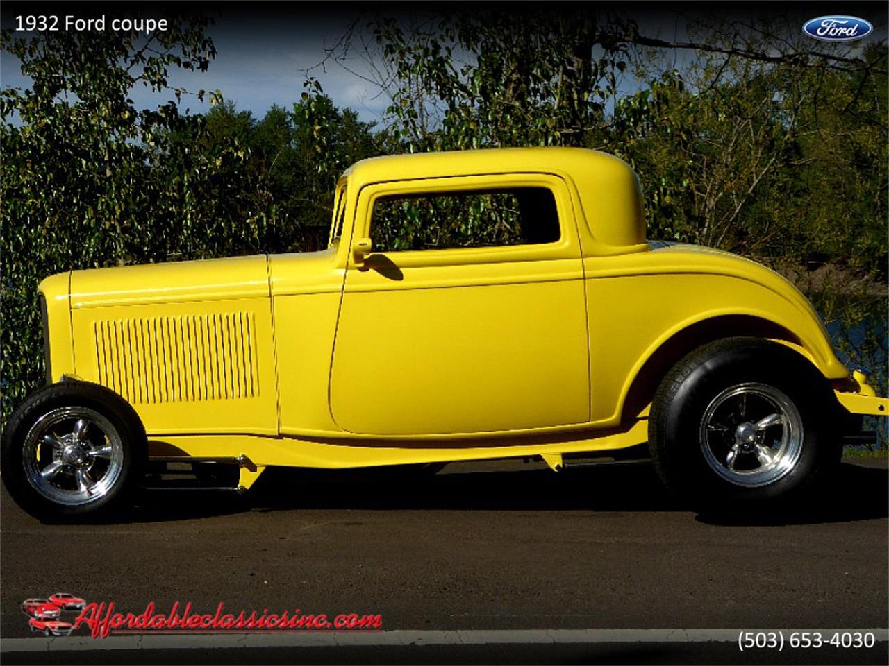 Large Picture of Classic '32 Coupe - Q1LY