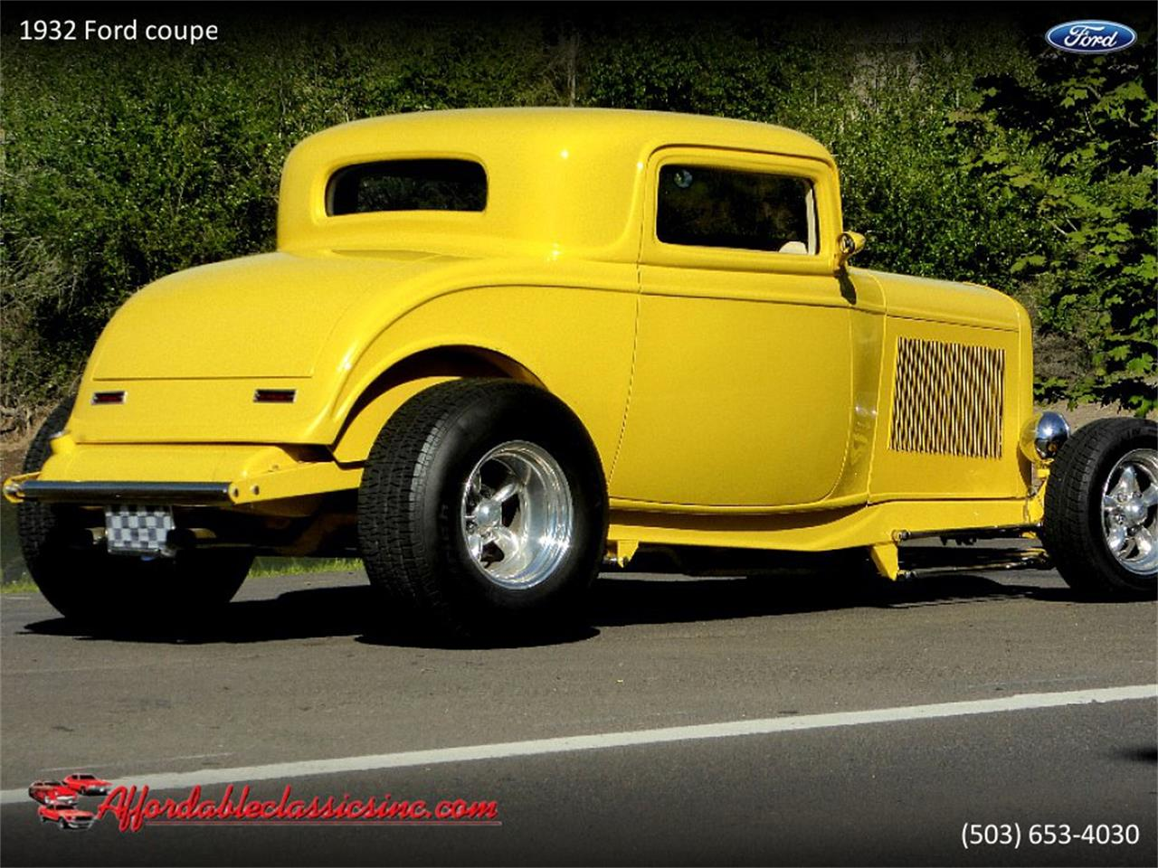 Large Picture of '32 Coupe located in Gladstone Oregon - $37,500.00 Offered by Affordable Classics Inc - Q1LY