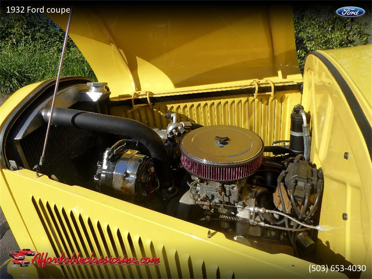 Large Picture of 1932 Coupe located in Oregon Offered by Affordable Classics Inc - Q1LY