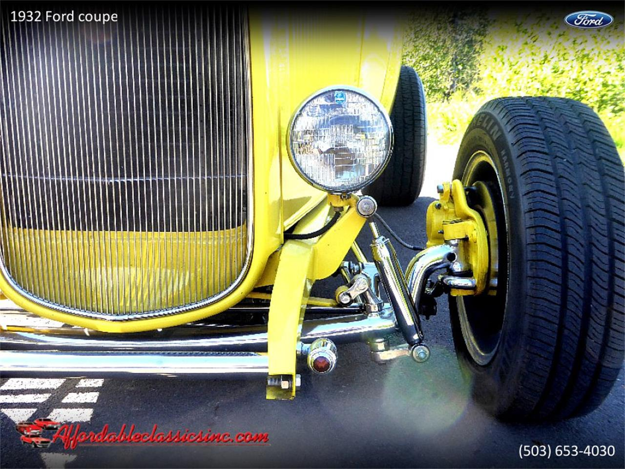 Large Picture of 1932 Ford Coupe located in Oregon - Q1LY